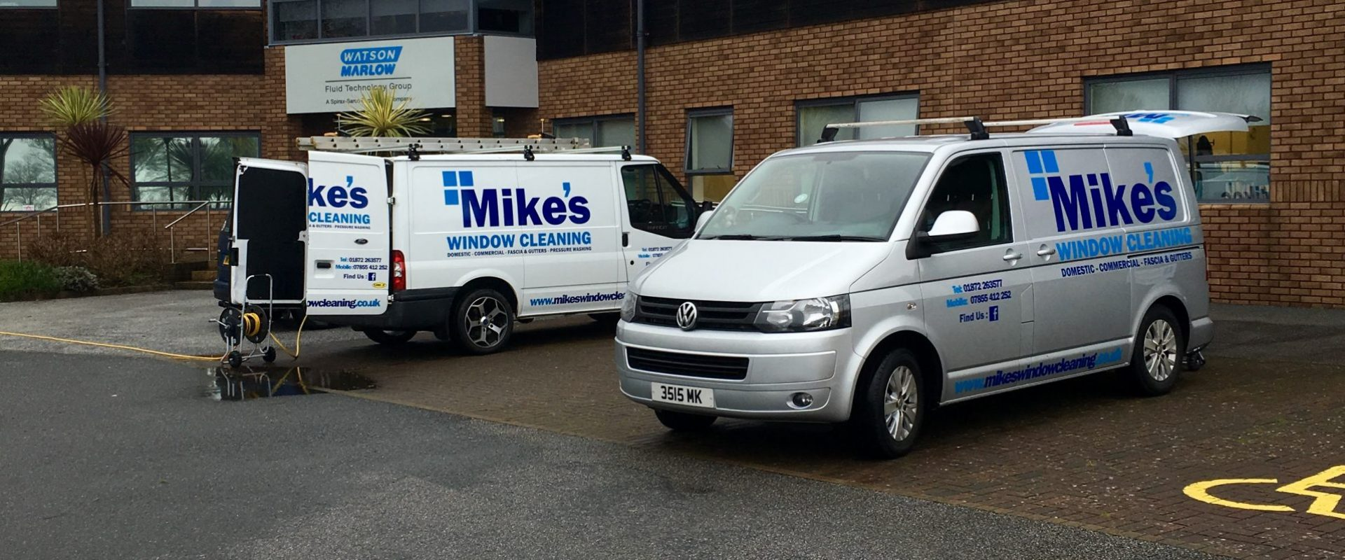 Truro Window Cleaning from 10 Pounds! – Mikes Window Cleaning